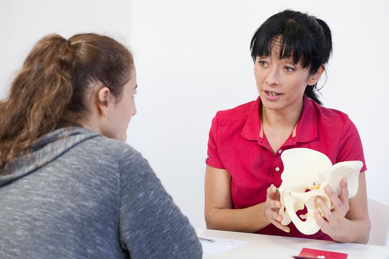 Entrenament personal prenatal - De tu a tu - Entrenament en Femení amb Silvia Wang