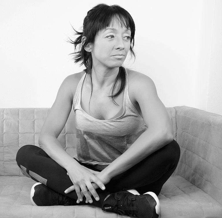Qui és Silvia Wang - Home - Entrenament en Femení amb Silvia Wang