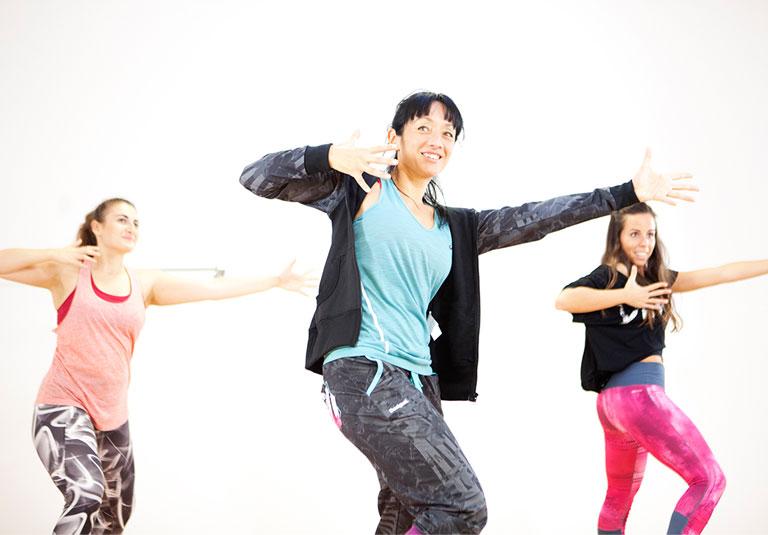 Ball inside - Entrenament en Femení amb Silvia Wang