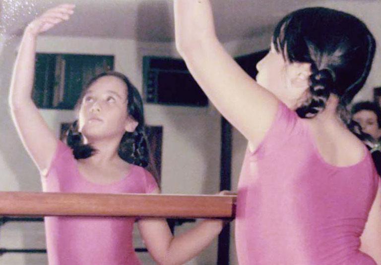 Ballet - Qui és Silvia Wang - Entrenament en Femení amb Silvia Wang
